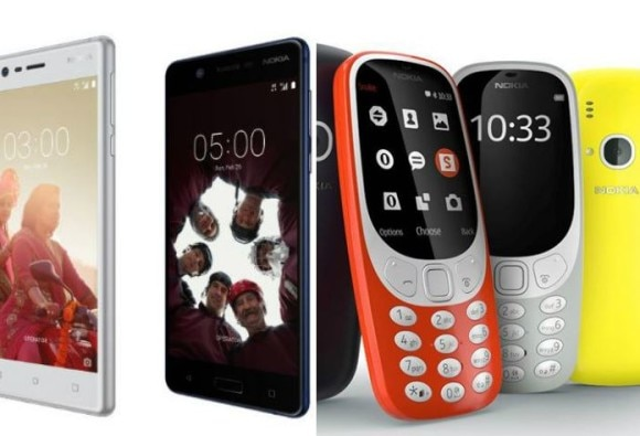 Nokia Phones' India Launch Likely in First Week of June