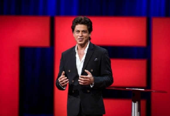 Did Shah Rukh Khan just take a dig at Donald Trump in his first TED Talk?