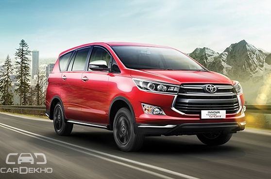 5 things to know about toyota innova touring sport