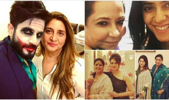 Divyanka Tripathi, Karan Tacker, Ekta Kapoor post the most adorable Mother's Day messages