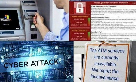 Due to Ransomware attack some ATMs in India remain shut, RBI suggests to update software