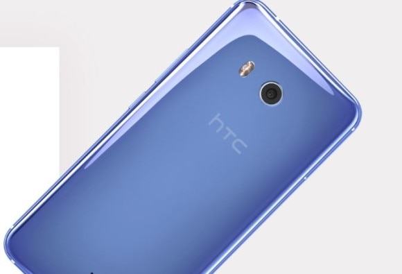 HTC U11 With Edge Sense, Snapdragon 835 SoC and 6GB RAM Launched