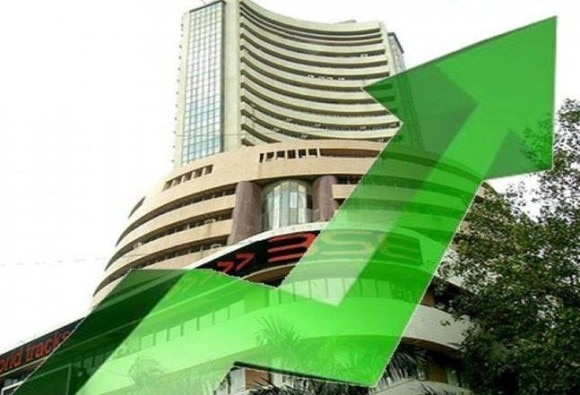 Stock Market at new high level, nifty crossed 10000 level, sensex near 32000