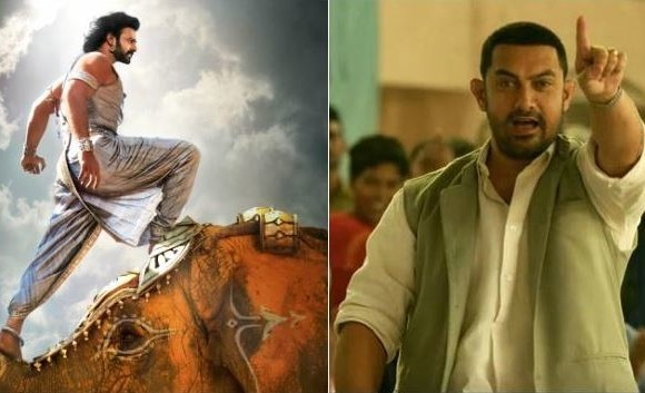 Dangal vs Baahubali 2 : Know worldwide collection of Dangal and Baahubali 2