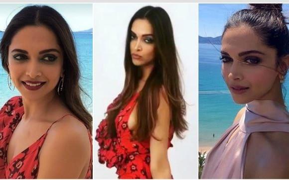 Cannes film festival 2017 : Deepika Padukone look in Cannes