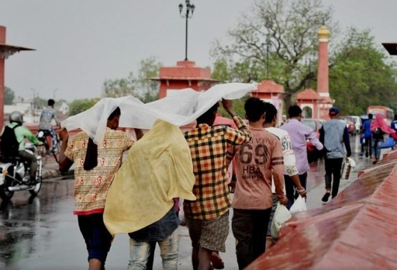 7 people died due to bad weather in Uttar Pradesh, heat wave in Odisha