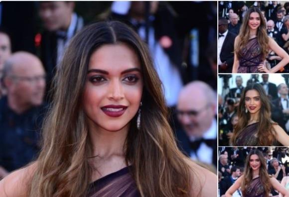 Cannes Film Festival 2017: Deepika Padukone Wins Red Carpet In Stunning Sheer Dress