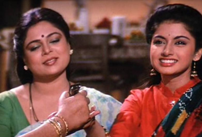 Reema Lagoo: memorable films of Bollywood's favourite on-screen mother