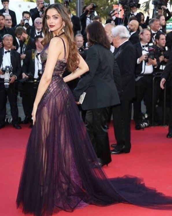 Cannes 2017: deepika padukone's fashion touches new high