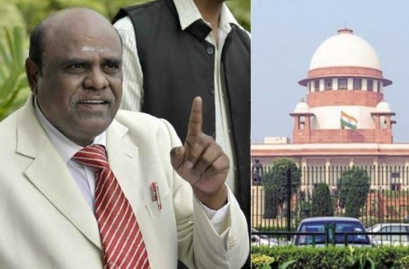 Justice Karnan files mercy plea before President Mukherjee