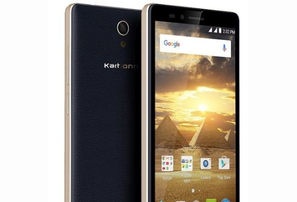 कार्बन ने लॉन्च किया ऑरा पावर स्मार्टफोन, कीमत 5,790 रुपए