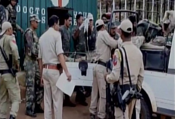 Manipur: IED Blast triggered  by militants, four Police Commandos injured