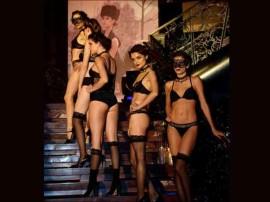 Lingerie Shop के लॉन्च के दौरान मॉडल्स ने किया रैंप वॉक