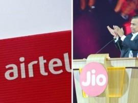 'द जियो फोन' के लॉन्च होते ही एयरटेल, आइडिया और आरकॉम के शेयर्स में भारी गिरावट