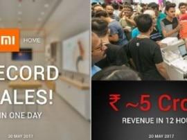 शाओमी ने MI होम पर 12 घंटे में 5 करोड़ रुपए के प्रोडक्ट्स के सेल का दावा किया