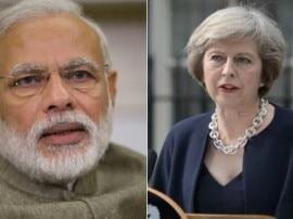 मैनचेस्टर हमला: ब्रिटेन की पीएम से बोले मोदी, 'आतंकवाद के खिलाफ हम साथ खड़े हैं'