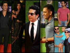 सचिन की बायोपिक फिल्म के प्रीमियर में शामिल हुईं शाहरूख, आमिर, बच्चन समेत कई दिग्गज हस्तियां