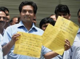 दिल्ली सरकार के कथित घोटालों से संबंधित दस्तावेजों की प्रदर्शनी लगाएंगे कपिल मिश्रा