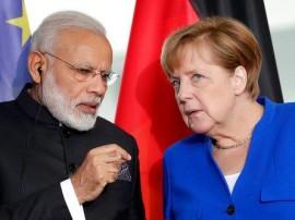 साझा प्रेस कॉन्फ्रेंस में पीएम मोदी बोले, 'भारत और जर्मनी एक दूसरे के लिए बने हैं'