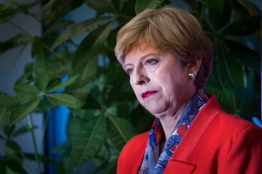 British Snap Poll: Official Exit Polls show that Theresa May may fall short of majority