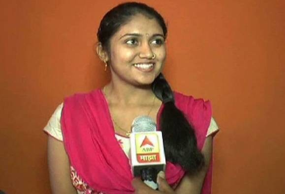 Rinku, who became popular with film 'Sairat', got 66.40 percent marks in 10th class