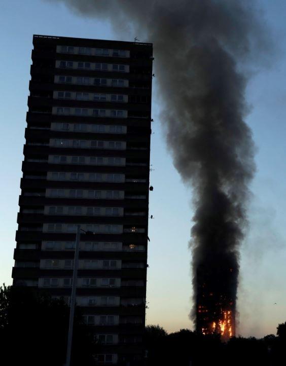 london fire 10