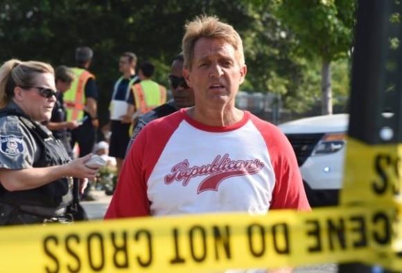 Gunned down on the baseball field: House majority leader Steve Scalise recovers in hospital