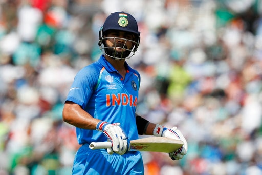 India becomes the loser of most runs in any ICC tournament