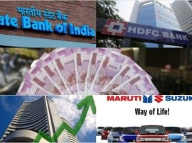 टॉप 10 कंपनियों में से 6 का मार्केट कैप घटाः 34,183 करोड़ रुपये का नुकसान