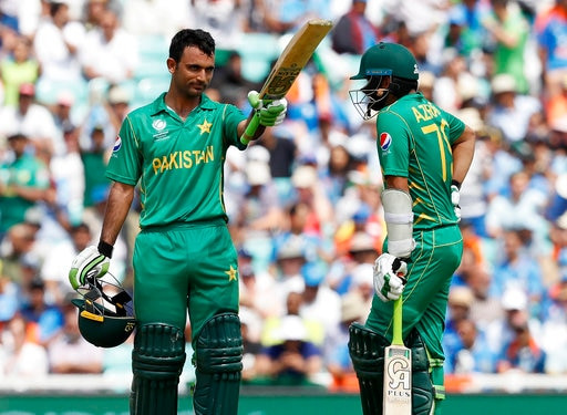 Fakhar Zaman's Record inning in Champions Trophy 2017 Final