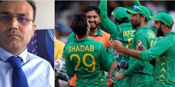 Pakistan ex batman's Shahid Afridi reaction on Pakistan team's big win