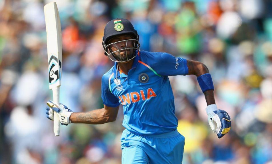 Hardik Pandya reacts after Team India's big loss against Pakistan