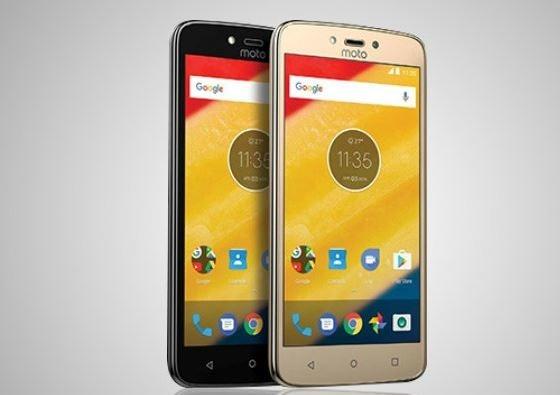 लॉन्च हुआ एंट्री लेवल स्मार्टफोन Moto C प्लस, नॉगट 7.0 और 4000mAh बैटरी से लैस