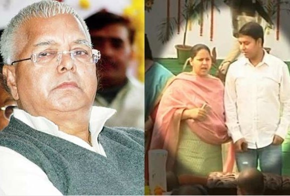 IT Sources: Income tax department attaches 4 properties belonging to lalu yadav daughters Misa Bharti under benami act