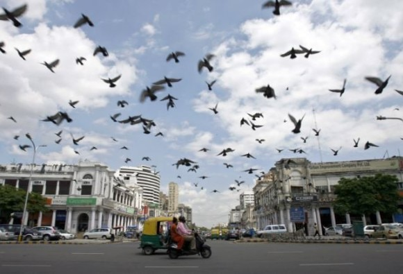 Yoga Day: Connaught Place will stop the traffic and parking of vehicles in the night tonight.
