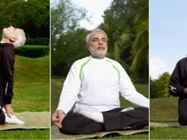 योग दिवस स्पेशल: पीएम मोदी की योग की वो तस्वीरें जो हुई थीं वायरल!