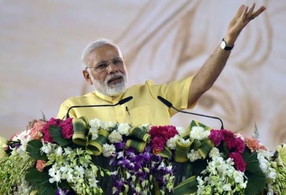 No bouquet for PM Modi during his tours within India