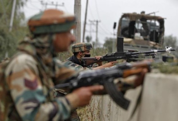 Ceasefire violation by Pakistan in J&K's BG and Poonch sector