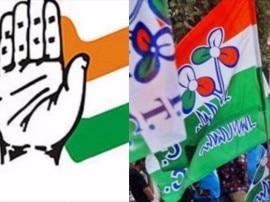 पश्चिम बंगाल: कांग्रेस को बड़ा झटका, TMC में शामिल हुए पार्टी के दो विधायक