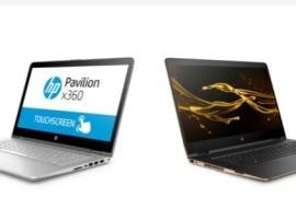 HP ने लॉन्च किया कनवर्टेबल नोटबुक पैवेलियन एक्स360 और स्पेक्ट्रे एक्स360
