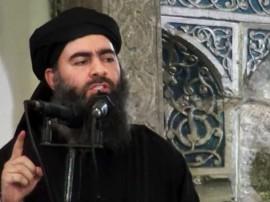 IS ने उस मस्जिद को उड़ाया जहां बगदादी के