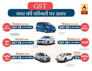 GST: कारों पर पड़ेगा ये इफेक्ट