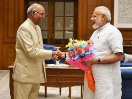 पीएम मोदी के करीबी माने जाते हैं रामनाथ कोविंद, मुश्किल वक्त में दिया था साथ!