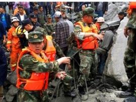 चीन में भारी बारिश से भूस्खलन, मलबे में करीब 140 से ज्यादा लोग दबे