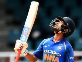 INDvsWI: रहाणे की शतकीय पारी से 105 रनों से जीती टीम इंडिया