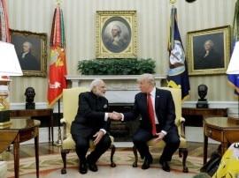 महामुलाकात: आतंक के खिलाफ PM मोदी को मिला ट्रंप का साथ, एक सुर में बोले- आतंक का खात्मा करेंगे