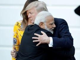 पीएम मोदी ने राष्ट्रपति ट्रंप को परिवार समेत भारत आने का दिया न्योता