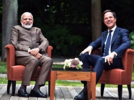 नीदरलैंड्स में पीएम मोदी का भव्य स्वागत, पीएम ने बताया 'नेचुरल पार्टनर'