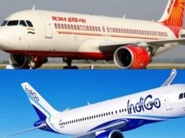 इंडिगो ने एयर इंडिया में हिस्सेदारी खरीदने के लिए दिलचस्पी दिखायी