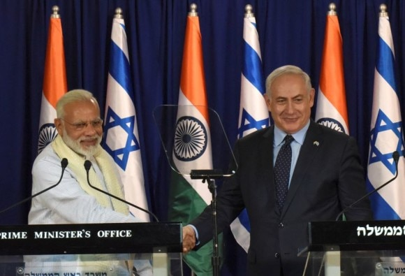 Pm Narendra Modi In Israel, Know 10 big things of modi's tour